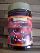 Storchennest Bio Gelee Extra Sanddorn Himbeer 225g