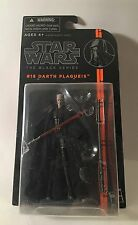 "Star Wars Black Series Darth Plagueis 3.75"" Figure opened #18 2013"