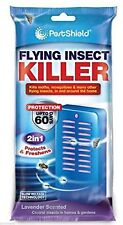 PESTSHIELD UNIT 2 IN 1 PROTECT FLYING INSECT KILLER PORTABLE INDOOR OUTDOOR