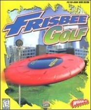 Frisbee Golf PC CD thro circular disk frolf course sports toss disc outdoor game