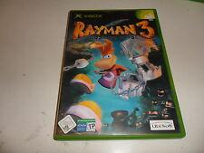XBox  Rayman 3: Hoodlum Havoc (2)