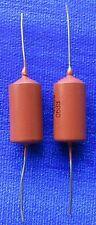 Pair .022uf 400V Russian Paper In OIl Guitar Tone Capacitors PIO