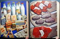 1970 Healthy Food Cooking Russian Soviet USSR Illustrated Vintage Cookbook Book