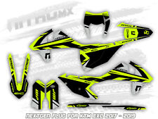 NitroMX Graphic Kit for KTM EXC EXC-F 125 250 350 450 500 2017 2018 2019 Enduro