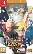 Naruto Shippuden Ultimate Ninja Storm 4 Road To Boruto Nintendo Switch *SEALED*