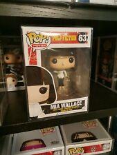 Pulp Fiction Mia Wallace 63 Funko Pop Vinyl **rare**