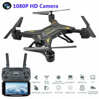 KY601S Foldable 2.4G RC Drone Pro WiFi FPV 1080P Camera 6-axle Quadcopter D
