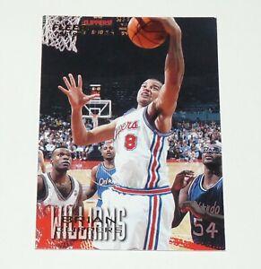 BRIAN WILLIAMS LOS ANGELES CLIPPERS 1996-1997 NBA BASKETBALL FLEER CARD