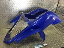 Yamaha RAPTOR 660 OEM RACE CUT FRONT BLUE FENDER BILLET GRILL 2001 -2005