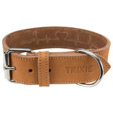 Trixie Collare per cani Rustic XL 55-65cm/40mm Marrone