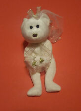 Hers Beanie Baby Ty New, Tag Perfect Marriage Love Couple Wedding Plush Animal