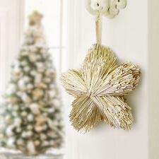 Portacandele in plastica placcata Oro Decorazione per Feste di Natale YFairy 2 Pezzi per Candele elettroniche