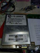 Rubidium frequency standard FE-5680A 10MHz