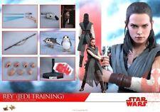 Hot Toys MMS 446 Rey (Jedi Training) 1/6 Star Wars: The Last Jedi Movie Figure