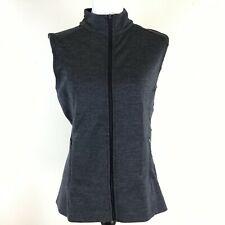Ibex Vest Women's Shak Size S Small Pewter Heather