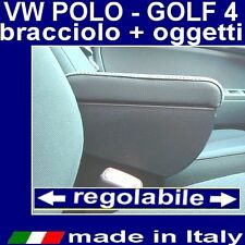 BRACCIOLO per VW POLO (201-2016) / GOLF 4 Volkswagen -Regolabile @