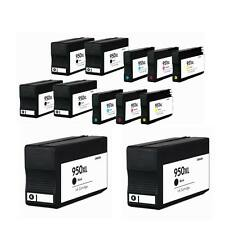 12 Compatible Ink Cartridges for HP 950XL HP 951XL Officejet Pro 8100e 8600