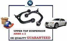 FOR CHRYSLER 300C + TOURING 2004-2012 2x FRONT UPPER SUSPENSION WISHBONE ARMS