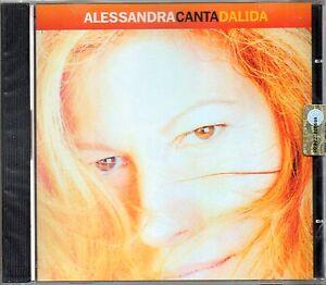 ALESSANDRA - CANTA DALIDA - CD  NUOVO SIGILLATO