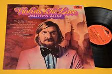 JAMES LAST LP 1° ST ORIG ITALY 1974 EX VIOLINS IN LOVE