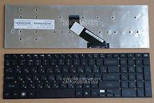 FOR Packard Bell Easynote TS13HR P5WS0 TS13SB TS44HR Keyboard Russian Black