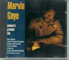 CD BEST OF 20 TITRES--MARVIN GAYE--MOTOWN'S GREATEST HITS...