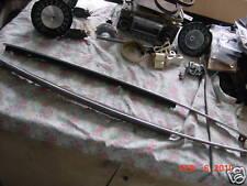 corvette 63 67 outer conv door bead pair window wipe