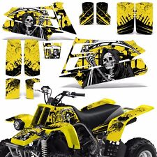 Decal Graphic Kit Yamaha Banshee 350 ATV Quad Decal Wrap Parts Deco 87-05 REAP Y