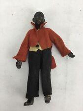 Saba Bucherer Black Butler Metal Doll With Original Clothes