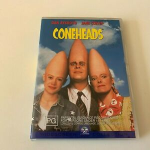 Coneheads DVD Rare