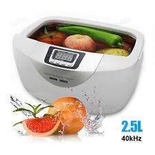 Best Digital Jewelry Ultrasonic Denture Cleaner Sonic Washing Cleaning Machine