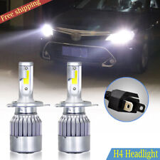 H4 9003 LED Headlight Kit Bulbs For Toyota Tacoma TRD Echo Corolla Camry 4Runner