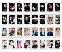 32pcs/set Kpop Stray Kids NCT Blackpink Lomo Card Paper Photograph