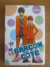 Manga Le Gaarçon d'à Côté Tome 1