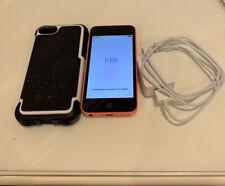 Apple iPhone 5C 16GB Verizon  - Pink