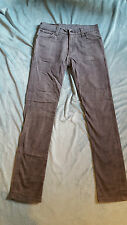 LEVIS 510 ' Super Skinny' Lady's Jeans Size: W 30 L 30 VERY GOOD Condition