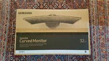 Samsung C32f391fwu Monitor Curved Game Mode