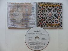 CD Album JUAN MARTIN  Musica alhambra ( arabe andaluz grup ) FV0