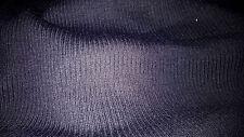 stoff pullover kante rippen dehnbar eine seiten schwarz 50x140cm