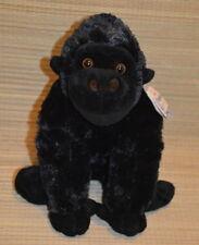 "NWT Aurora Flopsies 12"" Super Soft Plush Gorilla Stuffed Toy HTF"