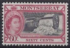 Elizabeth II (1952-Now) Cats Montserratian Stamps