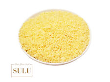 2 LBS PURE ORGANIC BEESWAX PASTILLES YELLOW 100% ALL NATURAL
