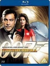 James Bond 007: FEUERBALL (Sean Connery) Blu-ray Disc NEU+OVP