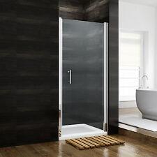 90x185cm ducha separación ducha pared ducha puerta giratoria ducha puerta batiente real de vidrio