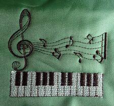 Personalizzata PIANOFORTE TASTIERA MUSICA / scuola / PE / Palestra / custodia a coulisse