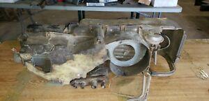 1970 dodge challenger a/c heater box AIR parts plymouth cuda barracuda e-body 70