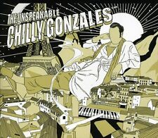 Chilly Gonzales - THE UNSPEAKABLE CHILLY GONZALES [CD]