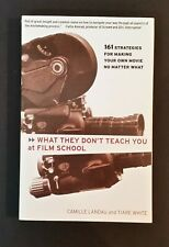 Camille Landau - What They Don't Teach You At Film School - pb