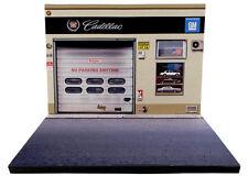 Diorama présentoir Cadillac - 1/43ème - #43-2-A-A-058