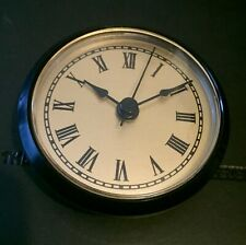 1 x High Quality 70mm Quartz Clock Insert to fit a hole of between 60mm to 65mm